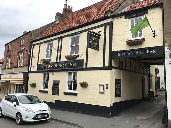 The Bay Horse Inn Pickering Pub