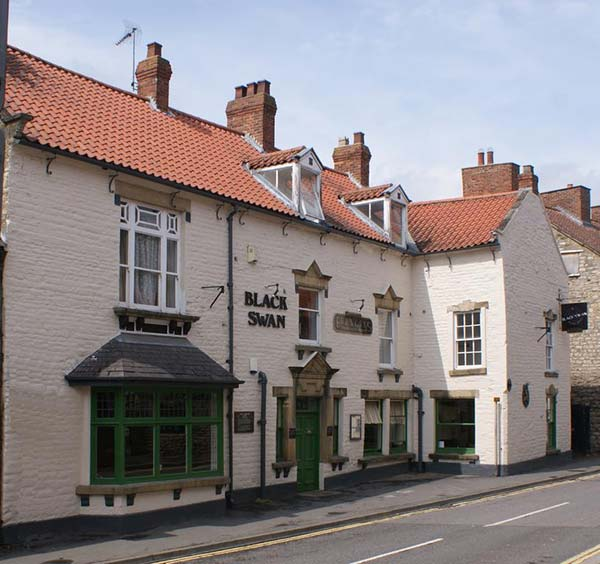 The Black Swan Pickering Pub