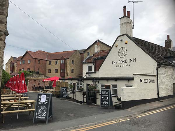 Pubs in Pickering, The Rose Inn