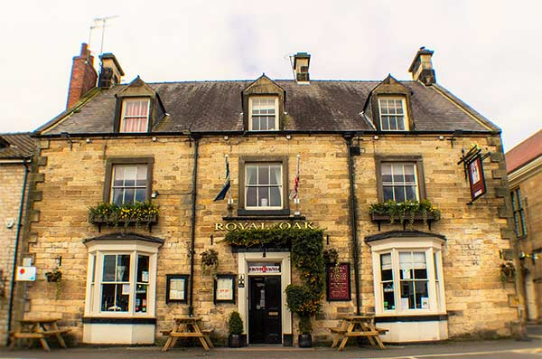 The Royal Oak at Helmsley