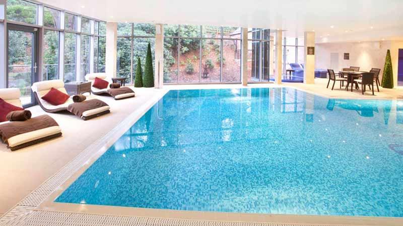 Pool at Raithwaite Estate in Whitby