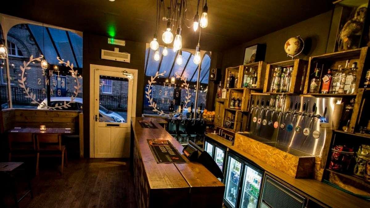 The Guns Bar, Saltburn by the Sea Pub