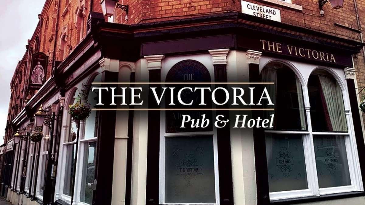 The Victoria Pub in Saltburn