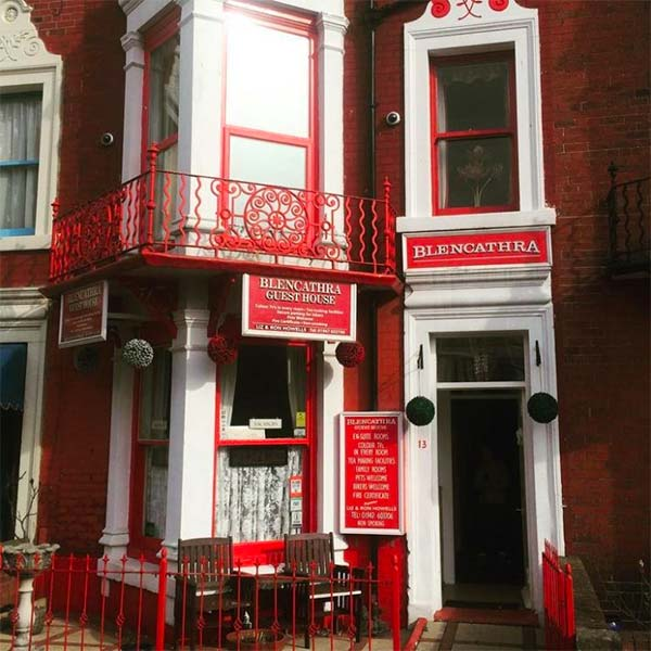 Blencathra Guesthouse in Whitby