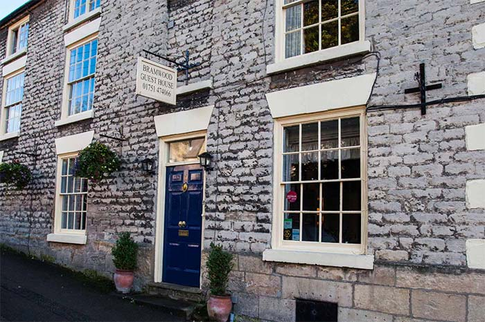Bramwood Guesthouse in Pickering