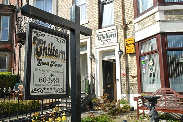 Chiltern Guesthouse in Whitby
