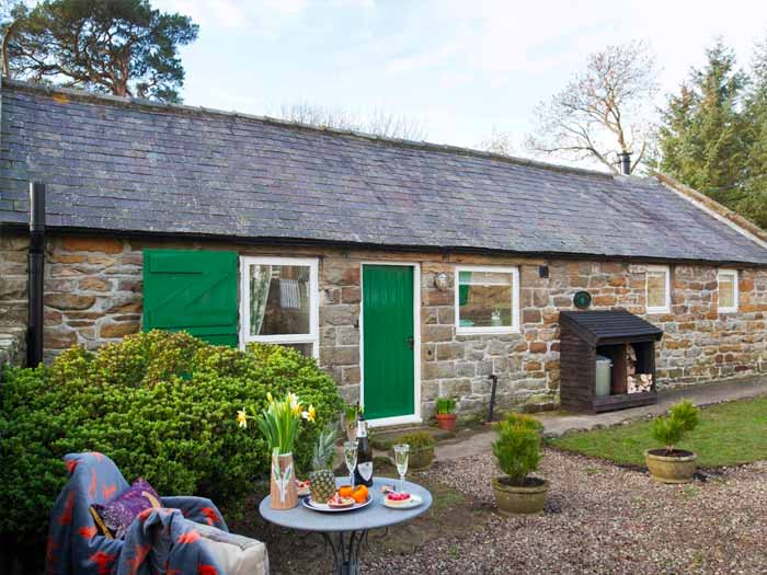 Granary Cottage in RHB