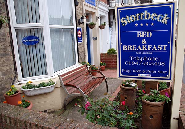Storrbeck Guesthouse in Whitby
