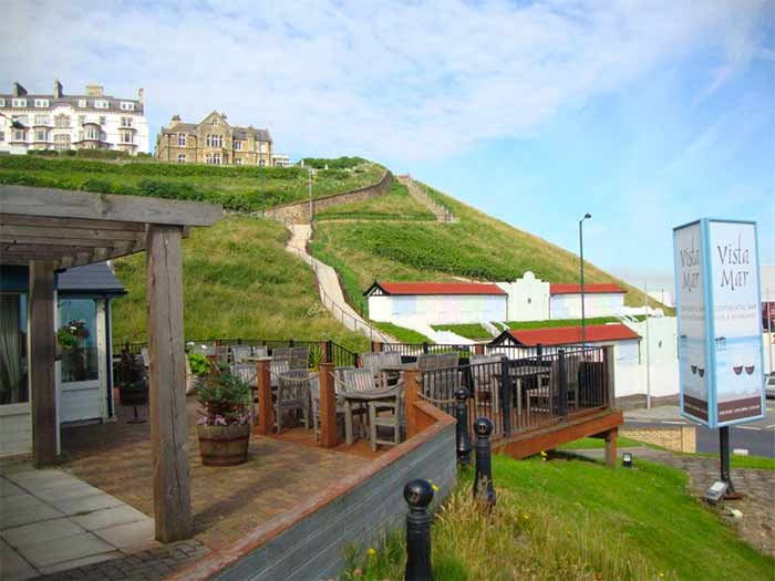 Vista Mar in Saltburn