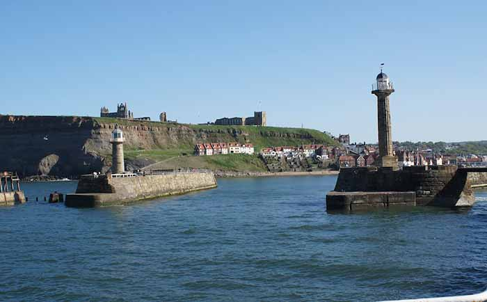 Lighthouses in Whitby