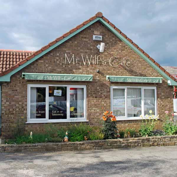 Mr Wilf's Cafe in Pickering