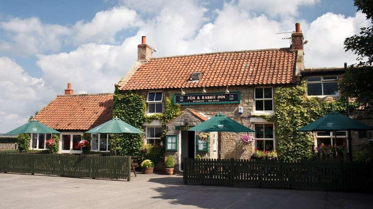 The Fox and Rabbit Inn, North York Moors