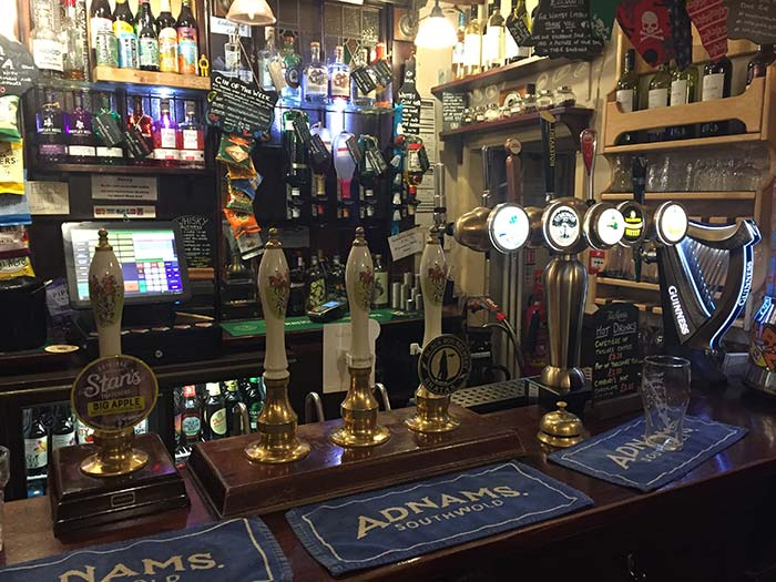The Black Horse Inn - Bar