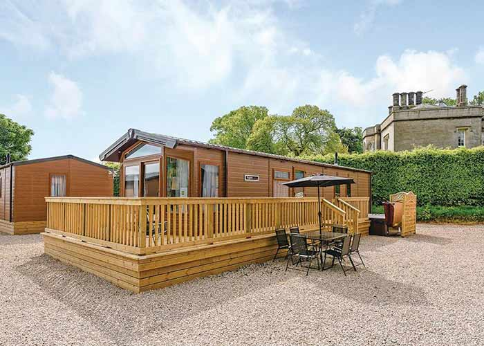 Calthwaite Hall Lodges