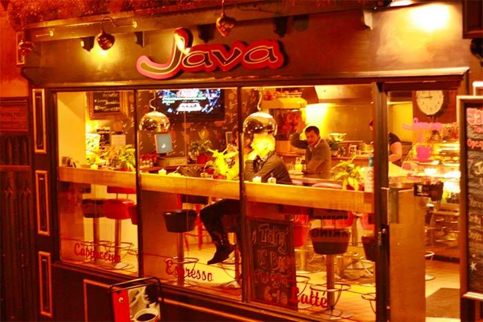Java Cafe