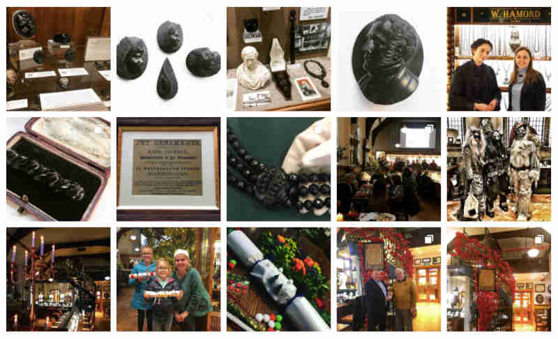 Instagram photos of the museum of whitby jet