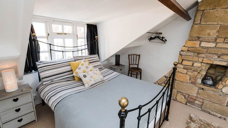 Accomodation in Robin Hoods Bay