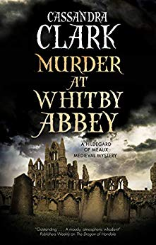 Whitby Books - Murder at Whitby Abbey