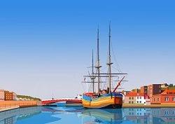 HMS Endeavour Whitby