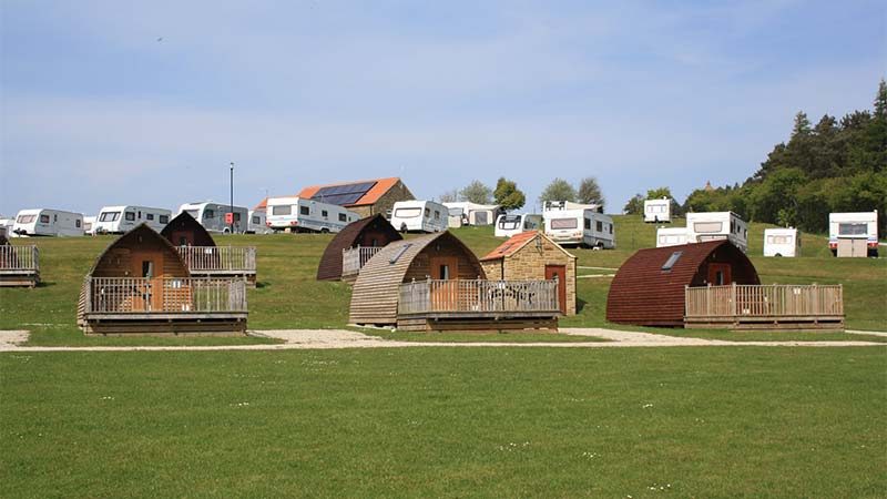 Grouse Hill Camping, Glamping and Caravan Park