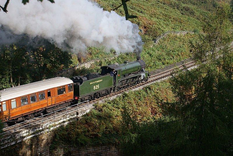 North York Moors Railway at Goathland