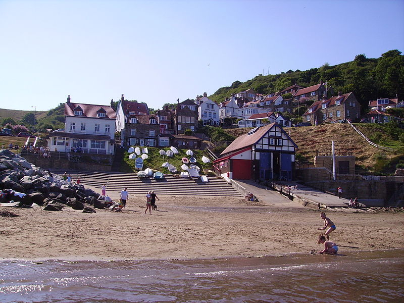 Runswick Bay Village