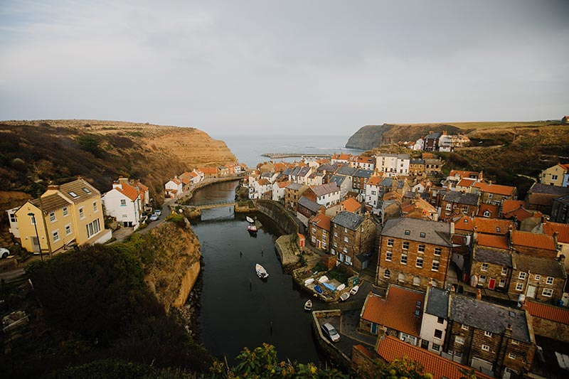 Staithes History