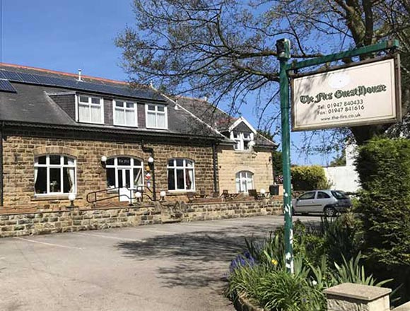 The Firs Guest House Runswick Bay