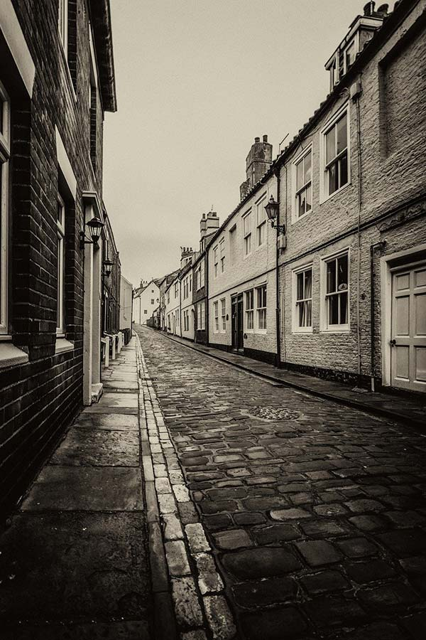 Whitby Streets