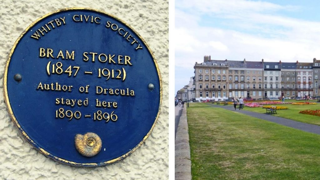 Royal Crescent Dracula Bram Stoker