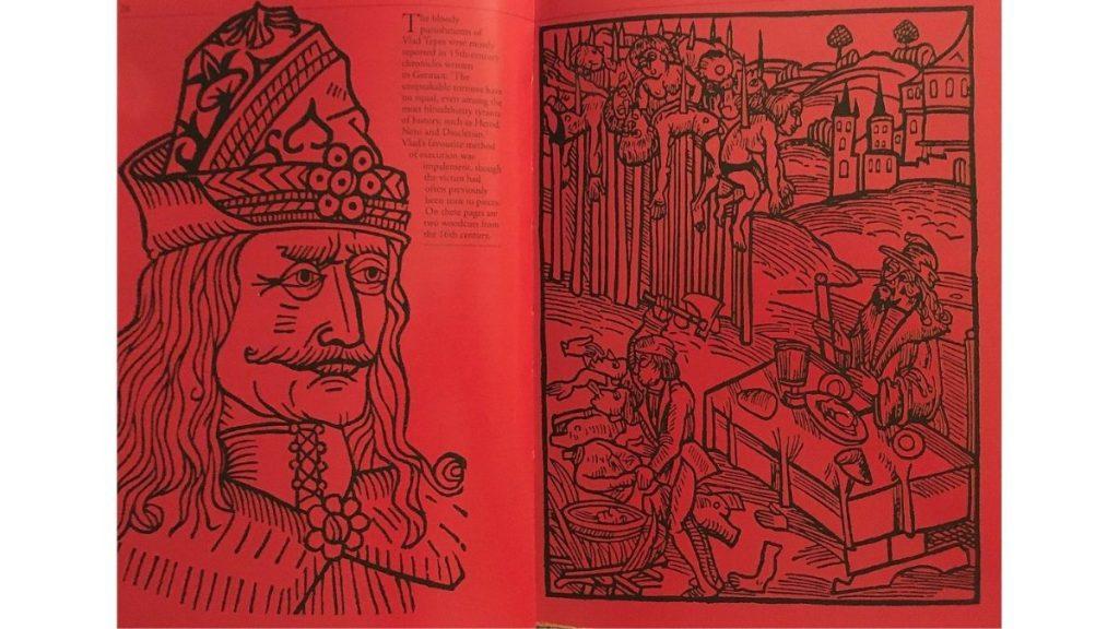 Vlad the Impaler Vlad Tepes Dracula Bram Stoker