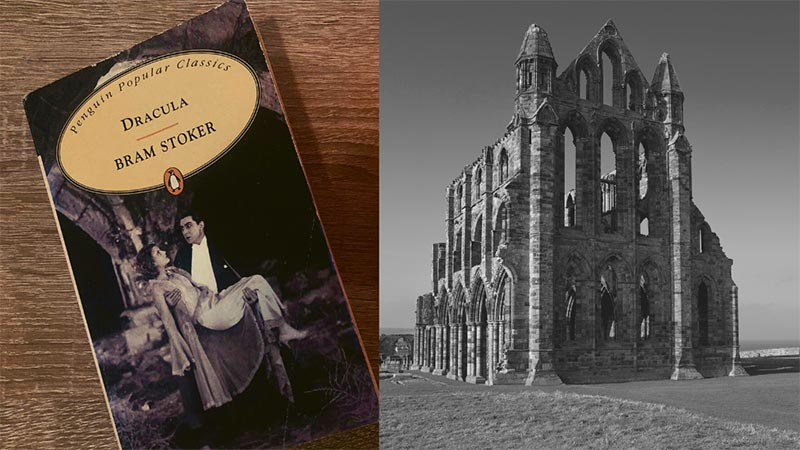 Whitby and Dracula