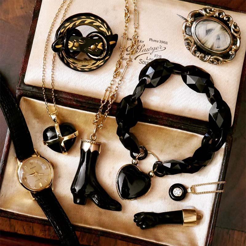 Whitby Jet Jewellery