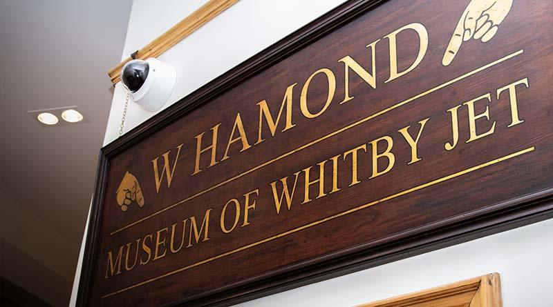 W Hamond Museum of Whitby Jet
