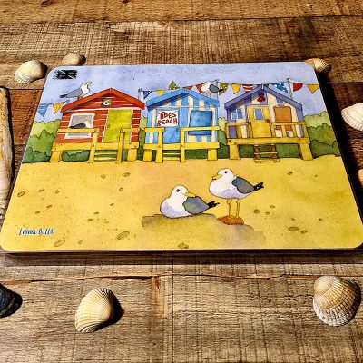 A Day At The Seaside Placemats