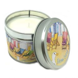 Citrus Salad, Seaside Themed Candle Candle Emma Ball