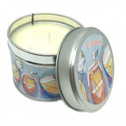 Madarin Scented Candle In A Tin