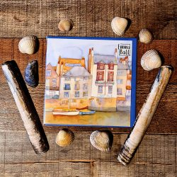 Whitby Greetings Card