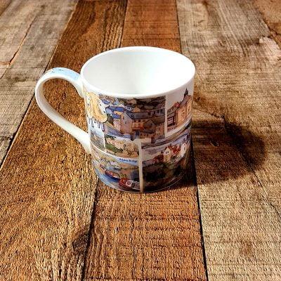 Yorkshire Bone China Mug