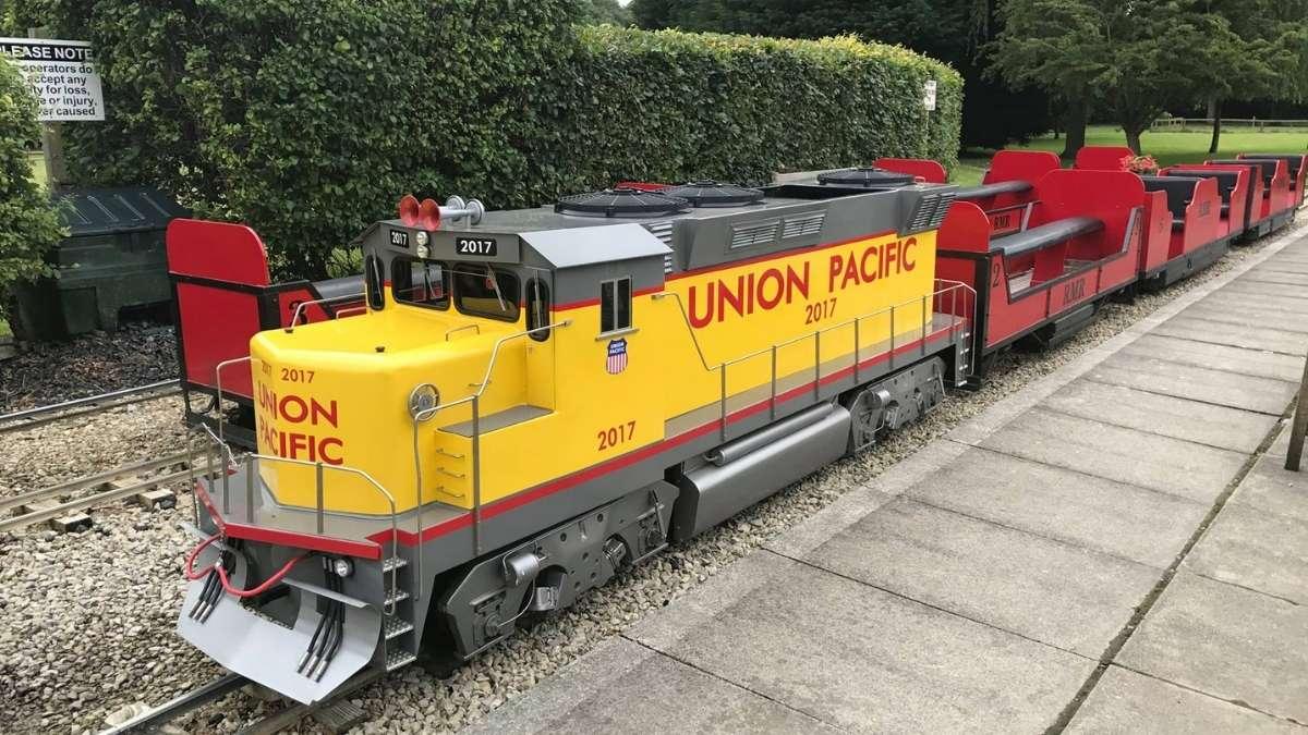Ruswarp Miniature Steam Railway