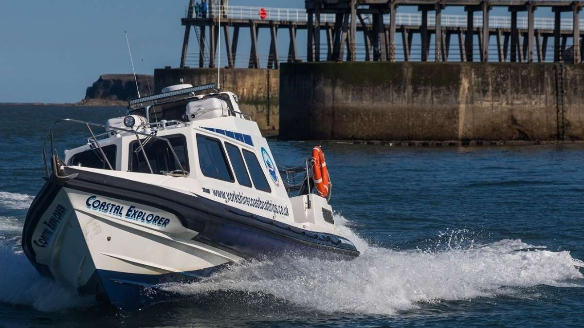 Yorkshire Coast Boat Trips