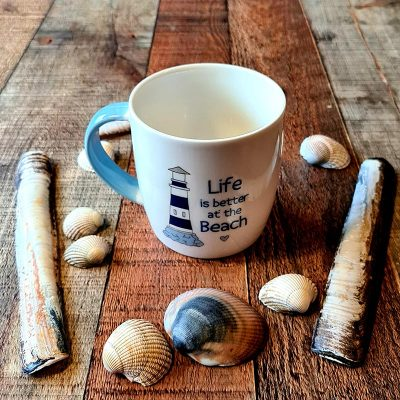 Life is Better at the Beach Mug
