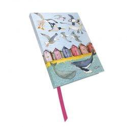 Sea Life Bound Notebook