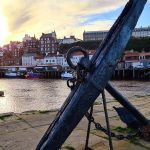 Whitby at Sea