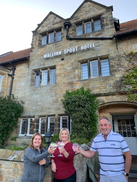 Mallyan Spout Hotel