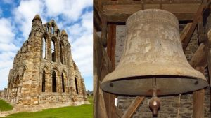 Submerged Bells Of Whitby Abbey