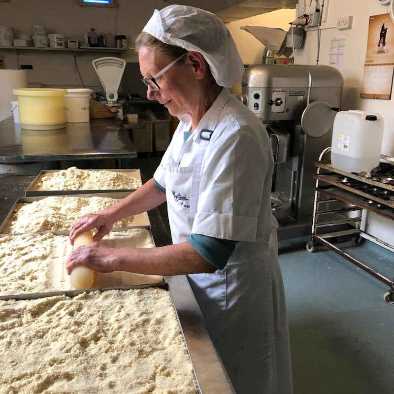 Botham's of Whitby bakery