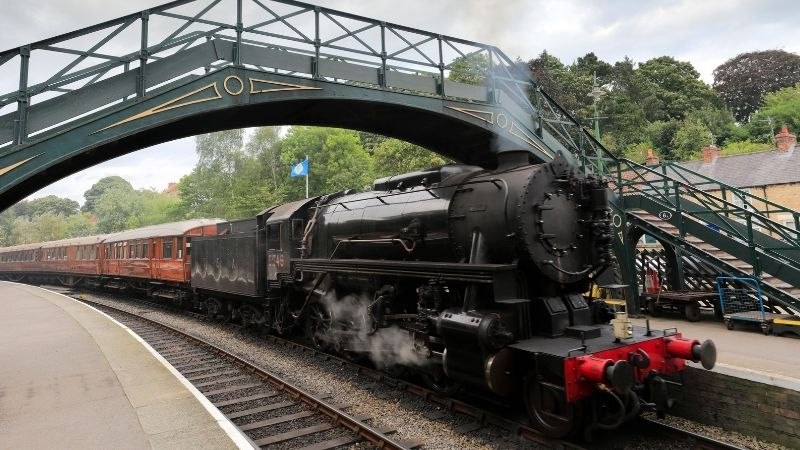 North York Moors Railway Pickering Station