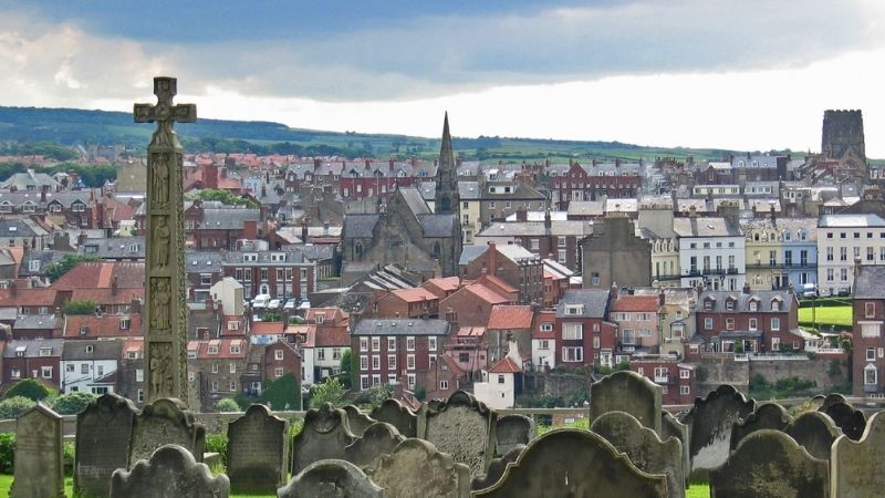 Whitby Caedmon Cross