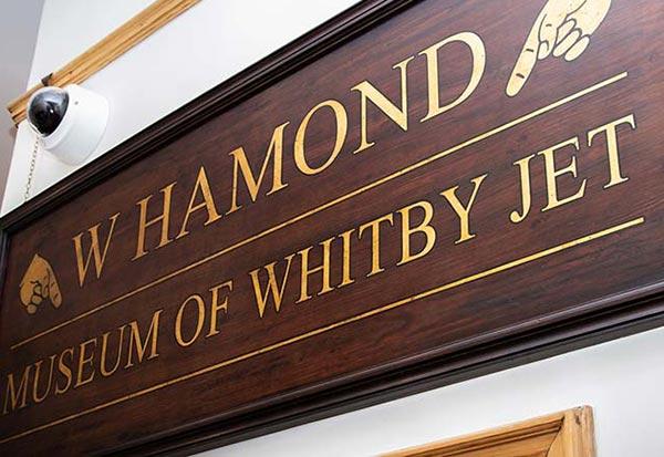 Albert's Eatery & Museum of Whitby Jet